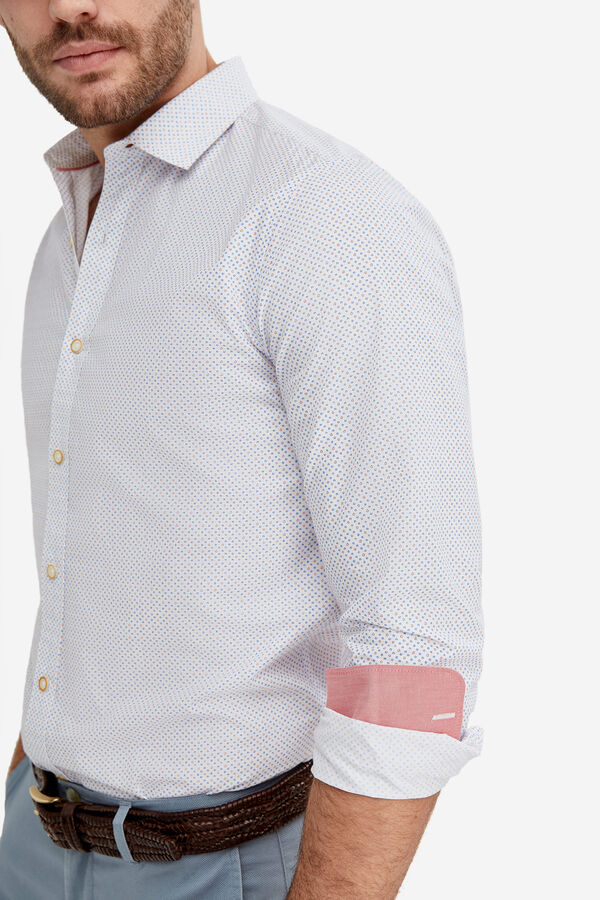 Fifty Factory Camisa popelin Blanco · Comprar 48676a6b9e4e0