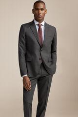 Pedro del Hierro Americana traje tailored fit Gris