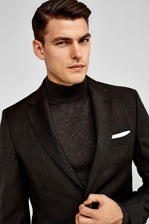 2c0d953f6 Pedro del Hierro Americana traje tailored gris Gris
