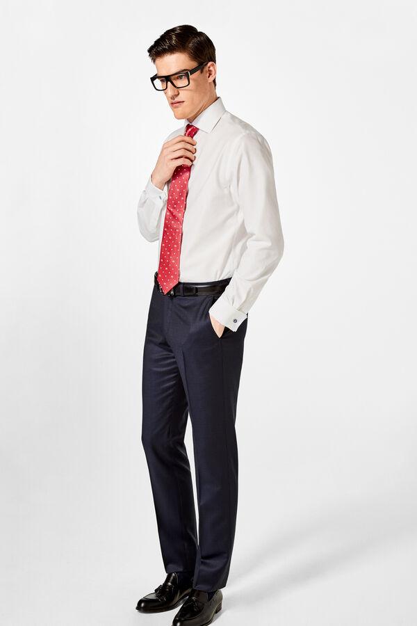 Pedro del Hierro Camisa vestir non-iron gemelos Blanco. Comprar 1261d43dfa4be