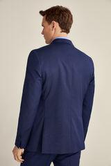 Pedro del Hierro Americana azul tailored fit Azul
