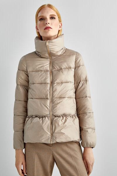 ahorre hasta 60% vívido y de gran estilo San Francisco Abrigo plumas corto volante   Abrigos y chaquetas   Fifty