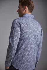 Pedro del Hierro Camisa manga larga Azul