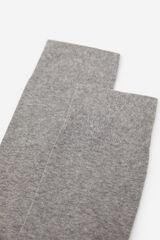 Springfield Calcetines básicos individuales gris