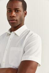 Springfield Camisa estrutura branco