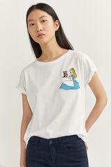 Springfield T-shirt Alice branco