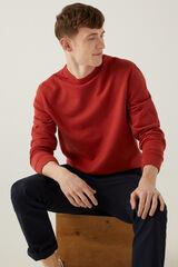 Springfield Sweatshirt caixa bordeaux