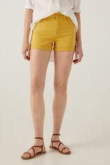 Springfield Calções jeans cor cor