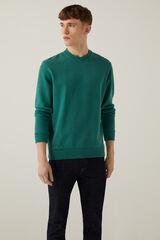 Springfield Sweatshirt caixa verde