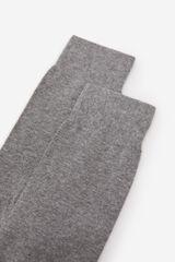 Springfield Calcetín básico color gris