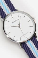 Springfield Reloj tape reversible marino