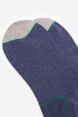 Springfield Calcetín tobillero azulado