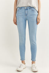 Springfield Jeans Slim azul