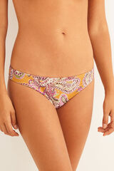 Womensecret Braga bikini clásica estampada estampado