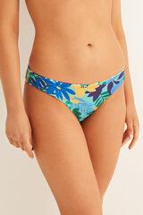 Womensecret Braga bikini reversible azul