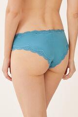 Womensecret Cuequinha brasileira larga azul