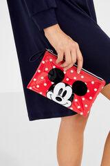 Womensecret Monedero Mickey rojo