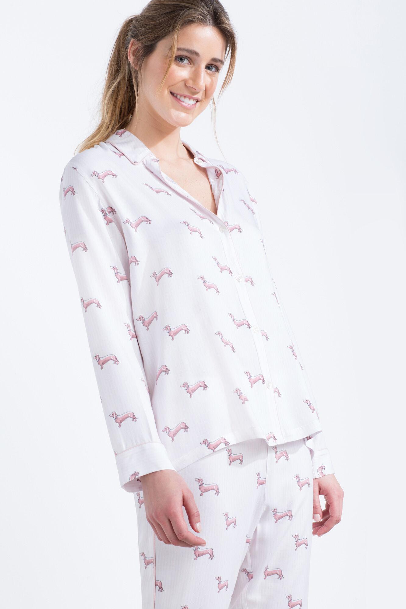 407c505986 estampado Womensecret Pijama perritos clásico con FqxwZYWwzT