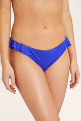 Womensecret Braga bikini lisa volantes azul