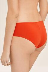 Womensecret Cuequinha biquíni culotte vermelho