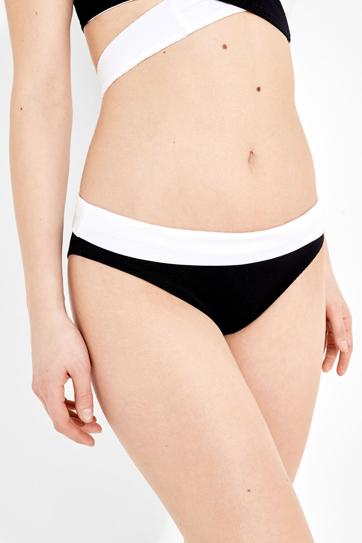a3d5ca609 Womensecret Braga de bikini cadera bicolor estampado