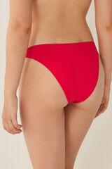 Womensecret Braguita bikini de tira lisa rojo