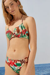 Womensecret Braga bikini reversible blanco