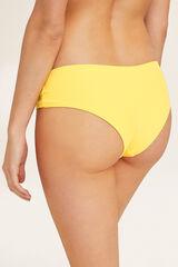 Womensecret Braguita bikini culotte lisa estampado