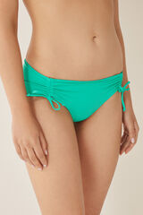 Womensecret Braga bikini culotte lisa verde