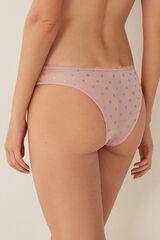 Womensecret Braguita brasileña plumetti rosa