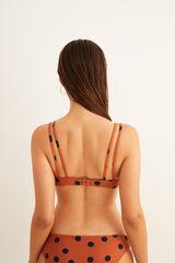 Womensecret Top bikini anillas nude