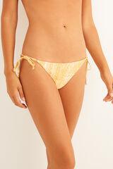 Womensecret Braga bikini tiras estampada estampado