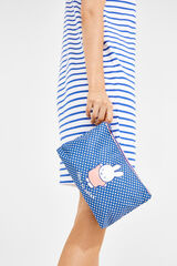 Womensecret Neceser doble de Miffy azul