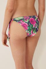Womensecret Braga bikini lentejuelas rosa