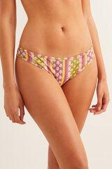 Womensecret Braga bikini clásica reversible rosa