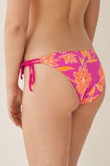 Womensecret Braga bikini triangular reversible rosa