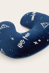Womensecret Almohada de viaje Harry Potter azul