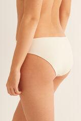 Womensecret Braga bikini detalle cintura blanco