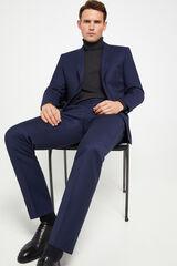 Conjunto traje franela tailored fit