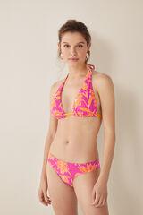 Conjunto bikini tipo halter