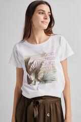 Conjunto camiseta y falda Milano
