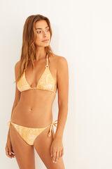 Conjunto bikini estampado pasley