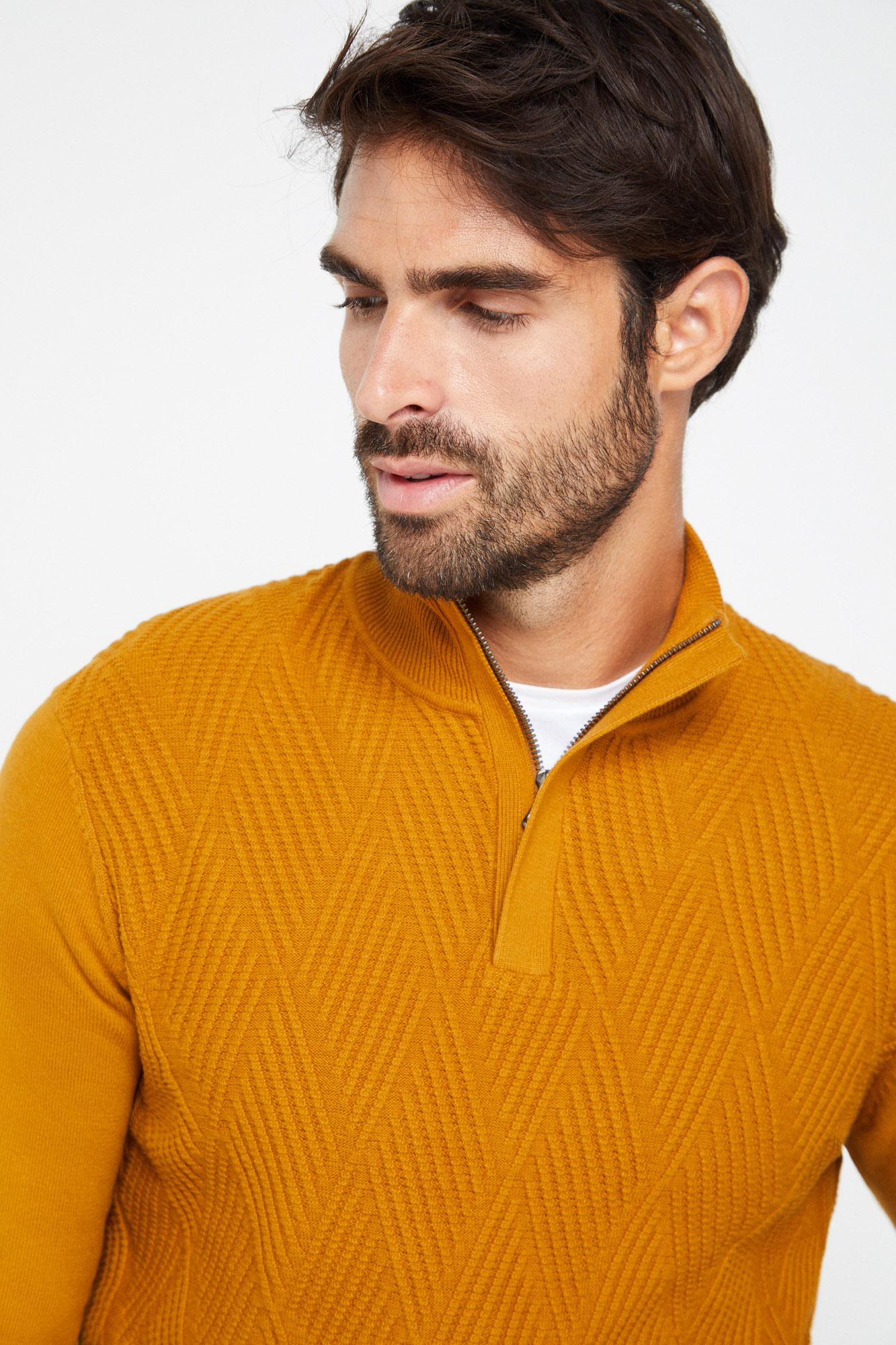 Jersey cuello semicisne