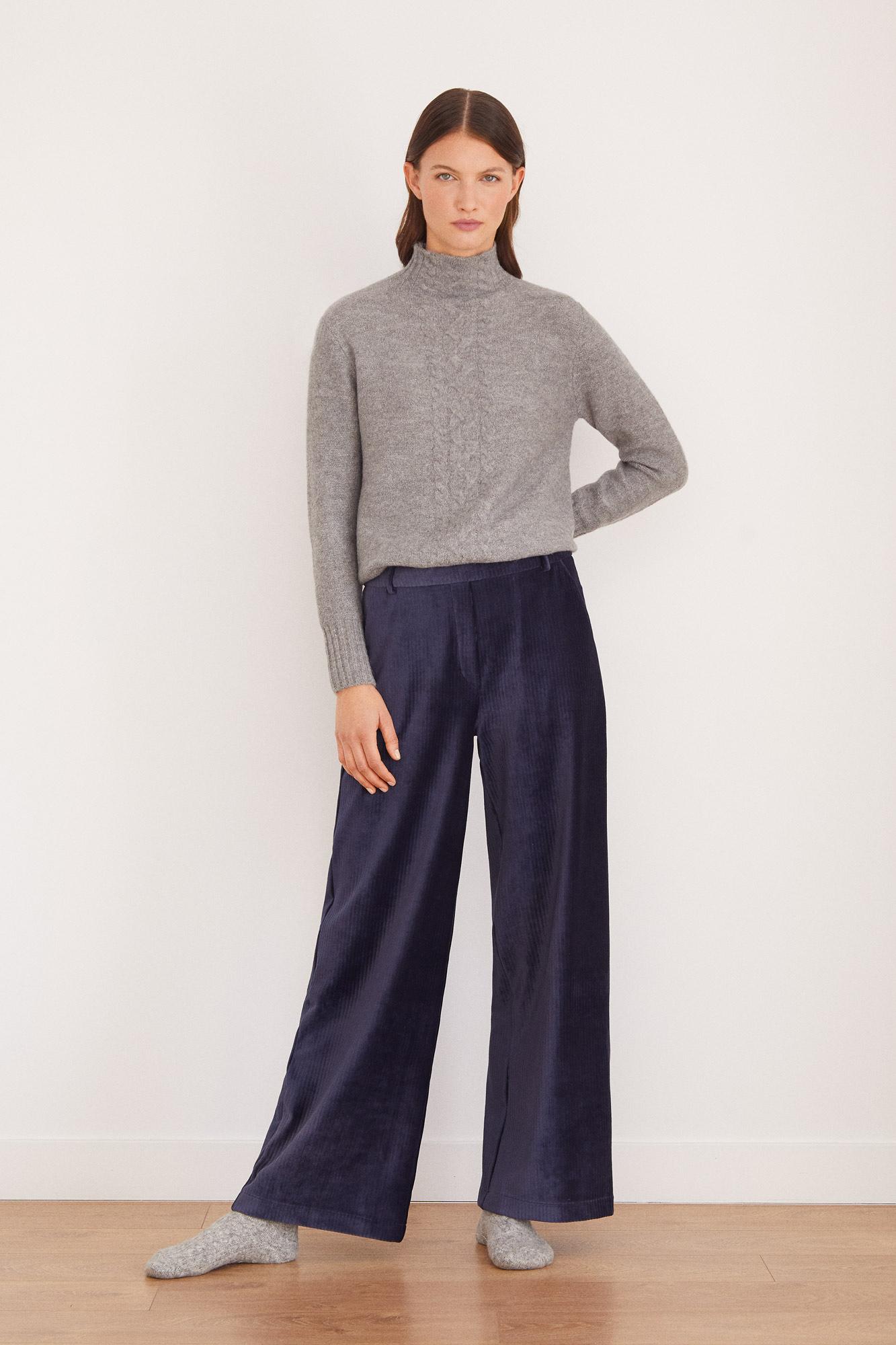Pantalón de pana súper confortable