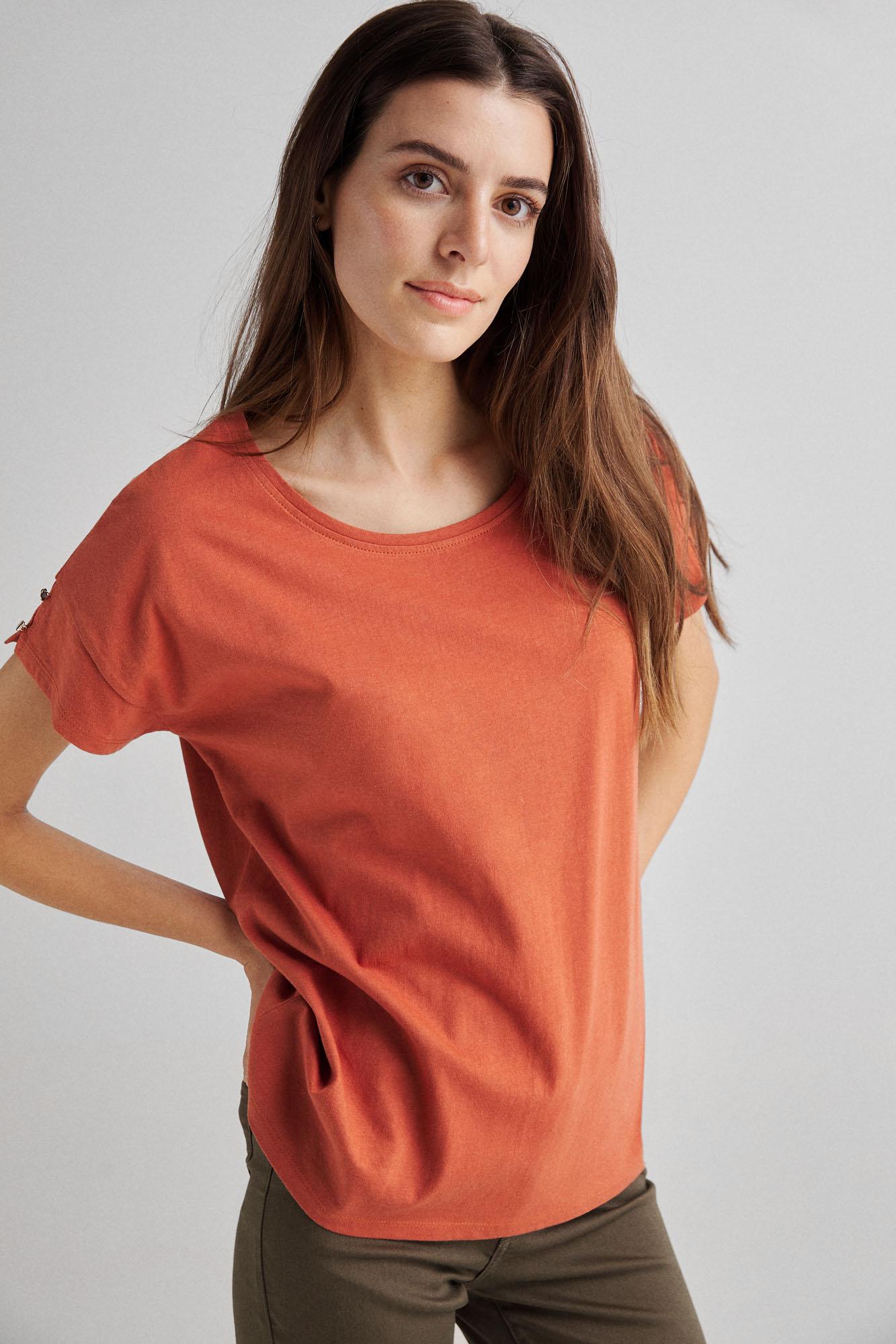 Camiseta básica orgánica