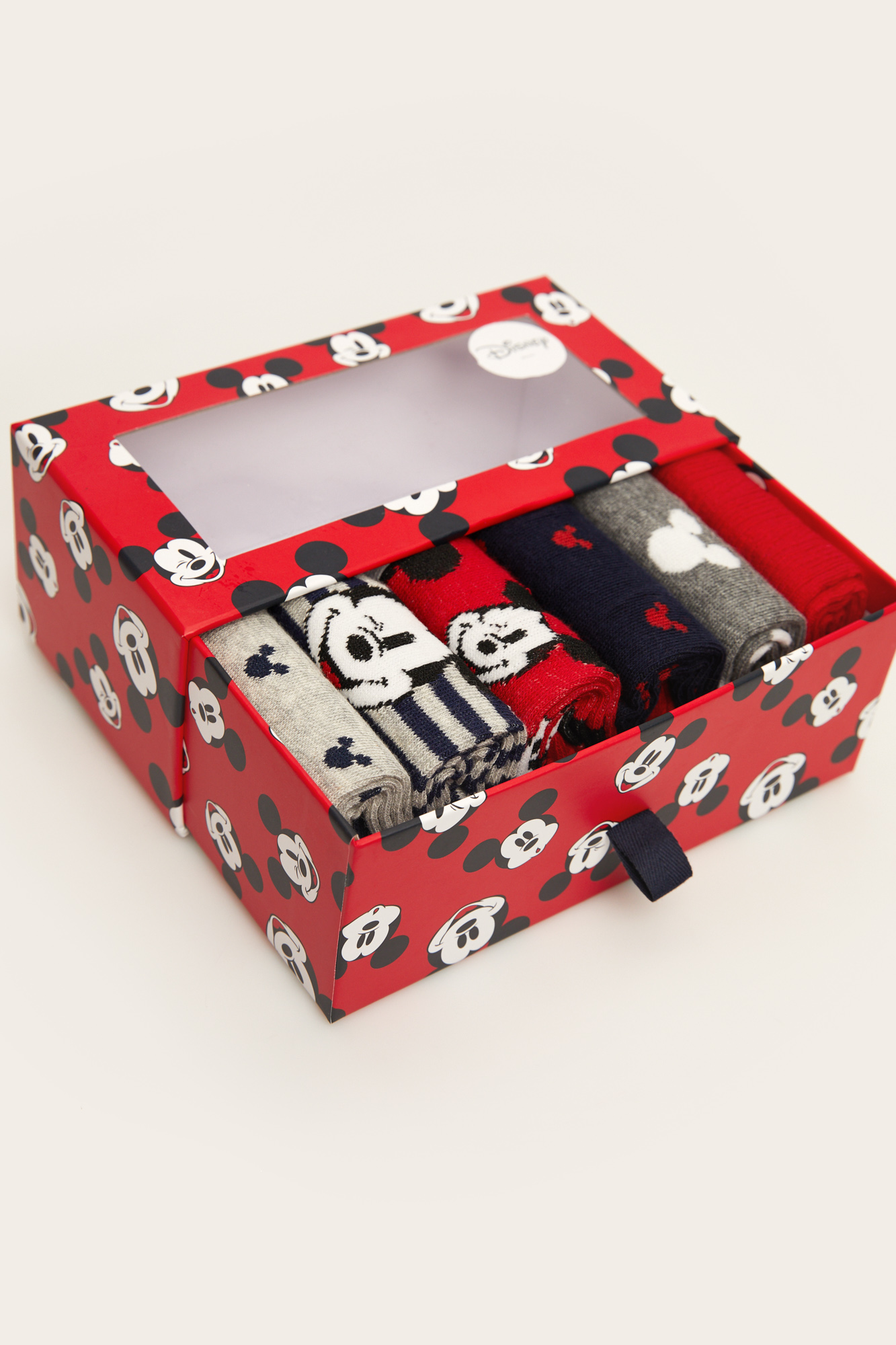 Pack 6 calcetines largos Mickey Mouse
